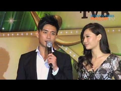 Bosco envious of Kate Tsui (StarHub TVB Awards Ep 2.2)
