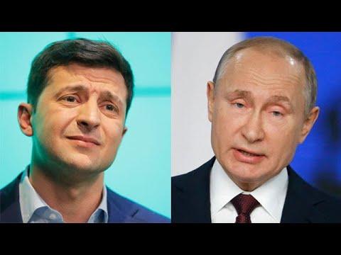 Ответ Зеленского Путину.
