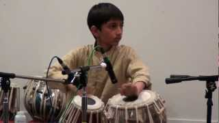 Amazing Tabla Master AD and Prashant Kumar, 9 beats/ Mat Taal, Tabla Jugalbandi