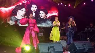 3 DIVA Back in Time Medley2 Sang Dewi Mencintaimu Keliru