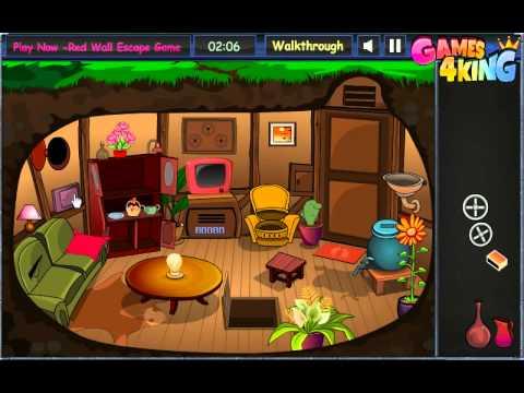 Secret House Escape Game