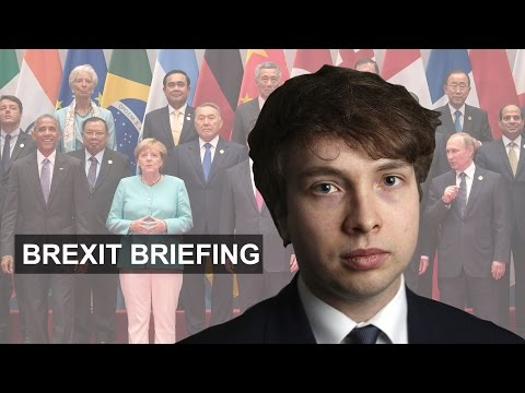 Questions over trade deals | Brexit Briefing