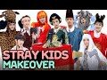 Late Halloween Party W/ Stray Kids • ENG SUB • dingo kdrama