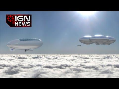 NASA Proposes Real Life Cloud City Above Venus - IGN News