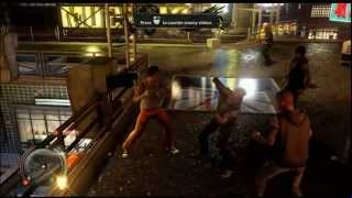 Sleeping Dogs HD gameplay (PC 1440p) HD textures max settings