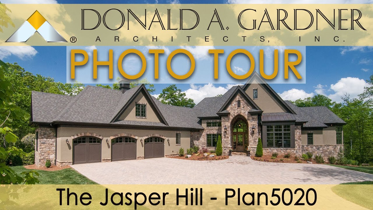 Video Tour The Jasper Hill Plan In North Carolina