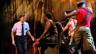 'Book of Mormon' star Andrew Rannells explains what Mormons believe at Tony Awar