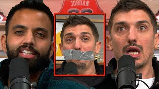 Podcast Censorship Is Coming...Here's Why | Andrew Schulz & Akaash Singh