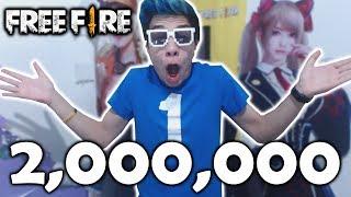 LLEGANDO A 2 MILLONES DE SUSCRIPTORES EN DIRECTO!!