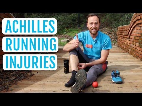 Achilles Running Injury