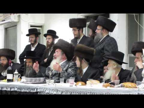 Spinka bar mitzvah