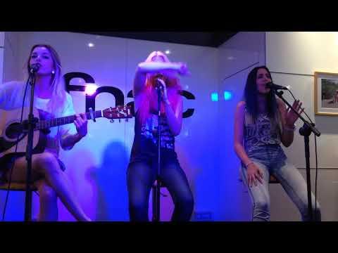 Impossible | This Is The Life (Acústico) || Sweet California (Firma Murcia 4 Jul 2014)