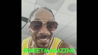 Snoop Dogg fight vs  Kanye West tea! Uncle Snoop says Drake smashed Kim Kardashian!