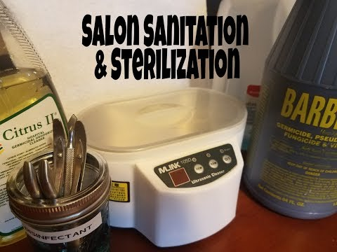 Salon Sanitation