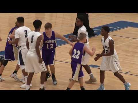 Boys' Freshmen Basketball - Lorain vs. Vermilion 12-6-16
