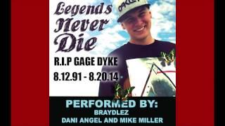Legends Never Die - Braydlez, Dani Angel, Mike Miller