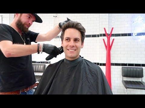 Taglio i capelli a PARIGI!