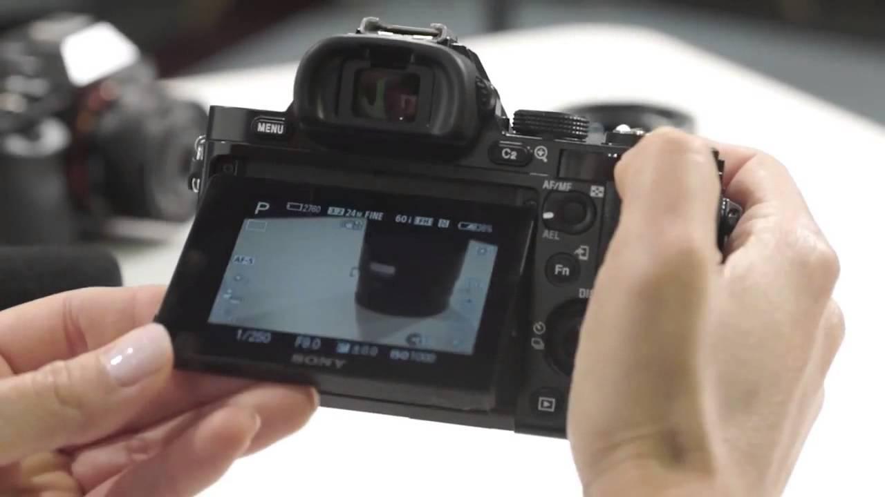 Sony A7 A7R Full Frame Interchangeable Digital Lens Camera by Sony (HD)