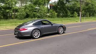 SOUL | Porsche 997.2 Carrera Long Tube Street Headers + Center Muffler Bypass Exhaust