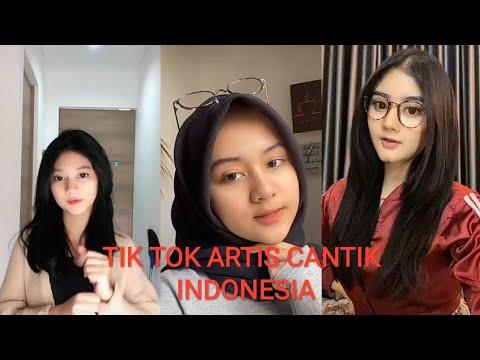 KUMPULAN TIK TOK ARTIS CANTIK INDONESIA - TIK TOK TERBARU 2020 TIK TOK VIRAL