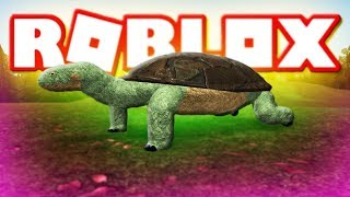 ROBLOX WILD TURTLE - CENOZOIC SURVIVAL (Wild Animals Games)