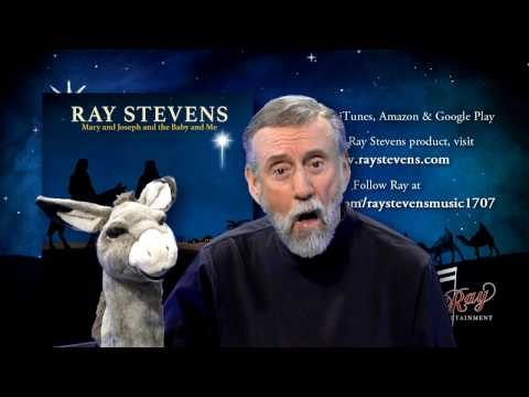 Ray Stevens - Mary and Joseph and the Baby and Me