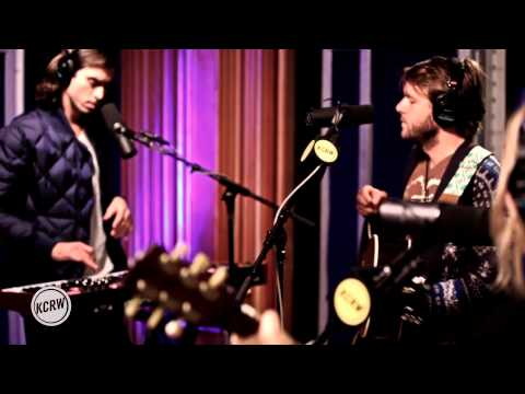 "The Head and the Heart performing ""Summertime"" Live on KCRW"