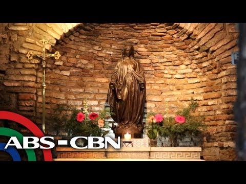 Visit the Virgin Mary's last known home