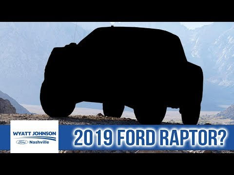 What We Know About The 7.0L V8 2019 Ford Raptor!
