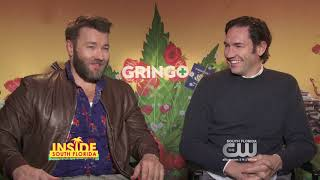 Dave Interviews Joel and Nash Edgerton about their movie