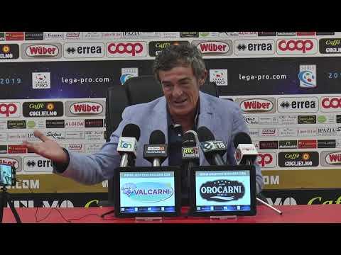 Catanzaro - Vibonese 2-0 Auteri