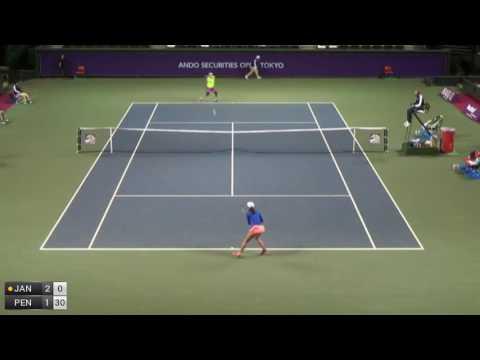 Jang Su Jeong v Peng Shuai - 2016 ITF Tokyo