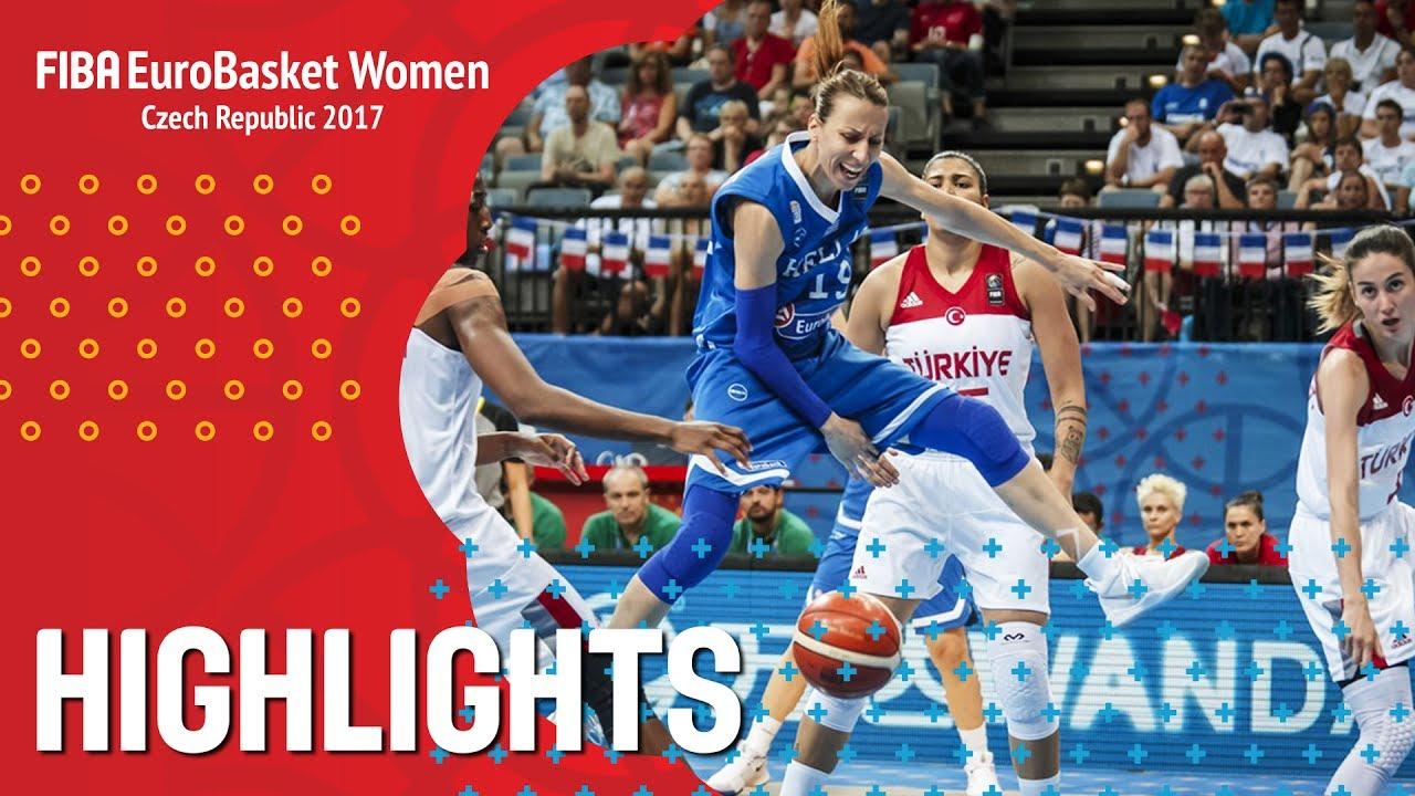 Akiratsu Snake Plisskin Porno turkey v greece - highlights - quarter-finals - eurobasket women 2017