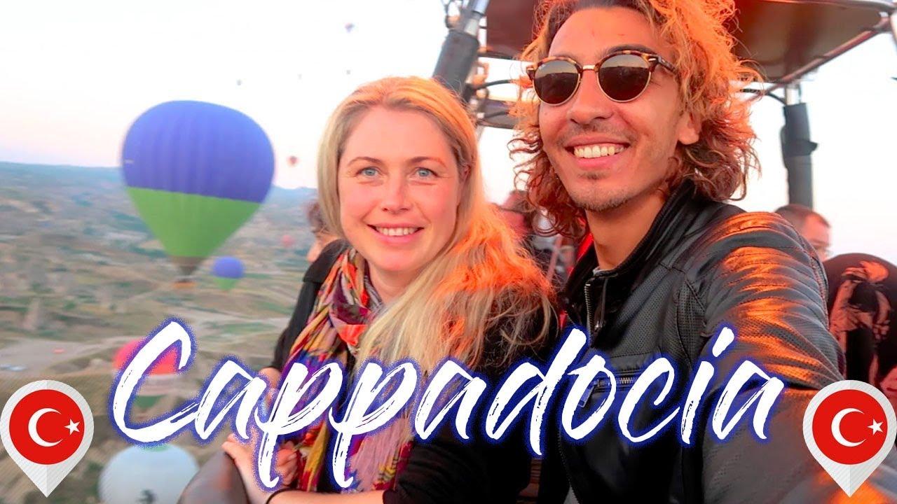 Il mio SOGNO più grande di sempre | Mongolfiera in Cappadocia