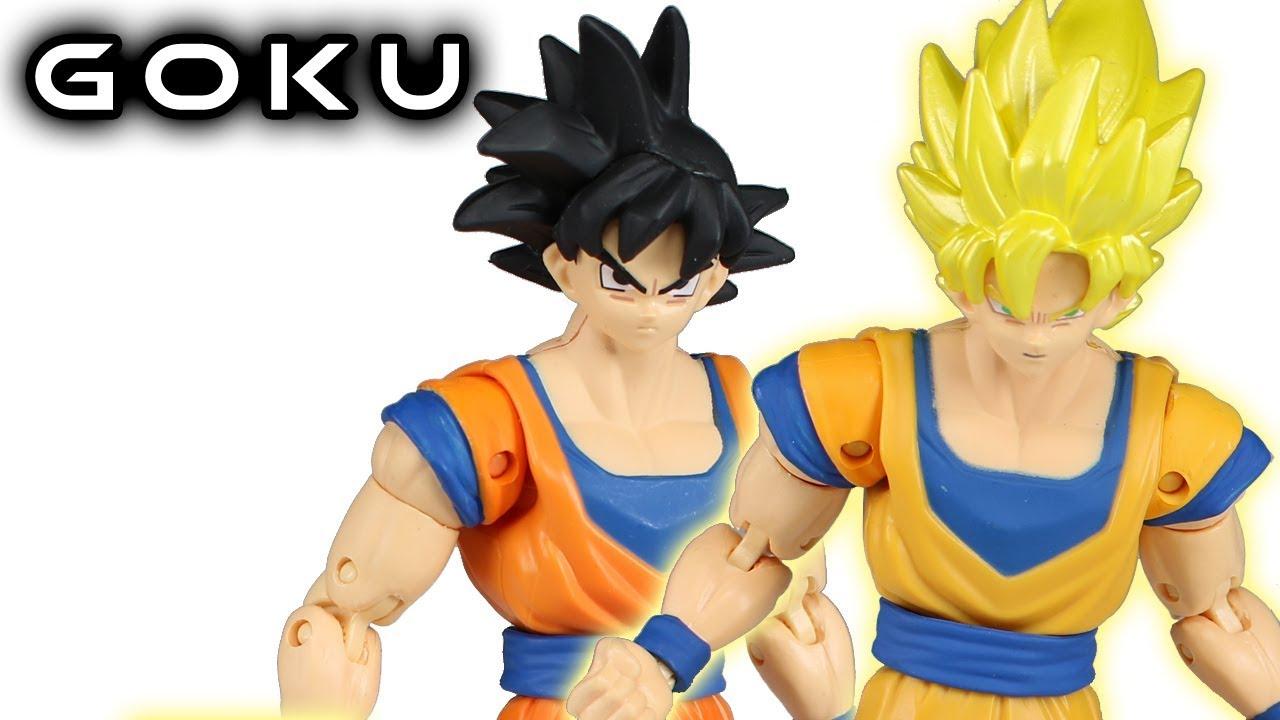 Dragon Ball Super Dragon Ball Stars Super Saiyan Goku Series 13 Figure Bandai