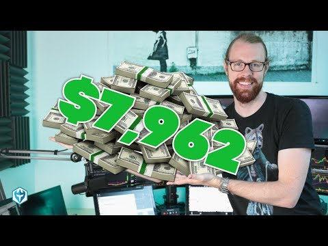 Big Green Summer Days +$7,962!  Ross Trade Recap