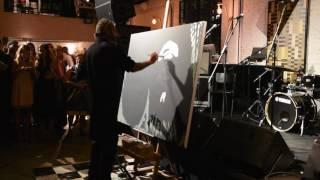 פביאן מופע ציור