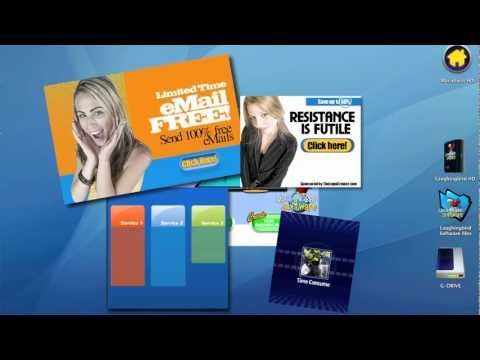 The Ad creator Software - How to use the flash Ad Creator by Laughingbird Software