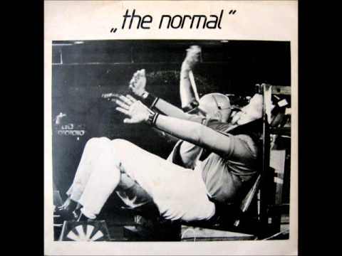 The Normal - T.V.O.D. / Warm Leatherette (Full 7-Inch EP) [1978]