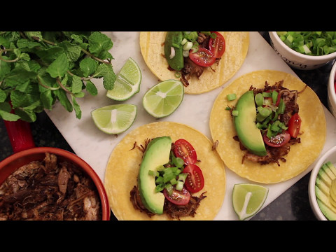 Mexican Slow Cooker Pork Carnitas
