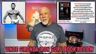 Vince Gironda Iron Guru Book Review Trainer of Champions