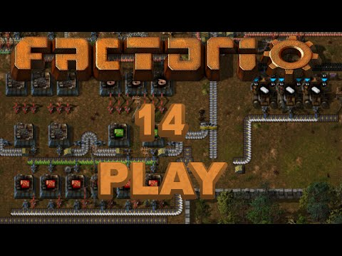 Factorio Play 14 - Red Circuits