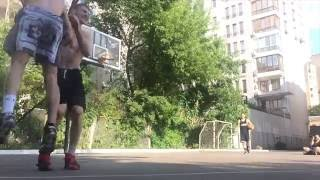 Открытая данк сессия Киев Арсенальная  Miller  Smoove  Jordan Kilganon Video