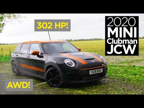 MINI Clubman JCW 2020 - The Fastest MINI You Can Buy!