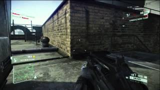 Crysis 2 - Xbox 360 Multiplayer Demo Support Bonuses
