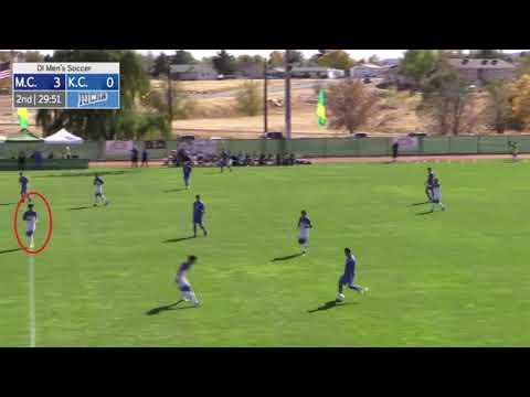 Takahiro Awaji 2017/2018 Soccer Highlight  Monroe College