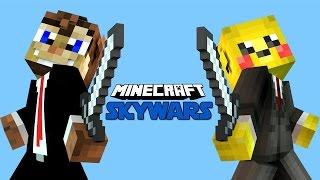 Η ΕΠΙΚΗ ΟΜΑΔΑ! (Minecraft: Skywars)