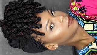 3 Simple Hairdo's for Sisterlocks | Aieshatae