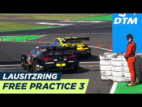 Free Practice 3 - LIVE (Deutsch) - DTM Lausitzring 2018