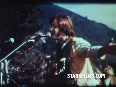CELEBRATION AT BIG SUR movie trailer 1971